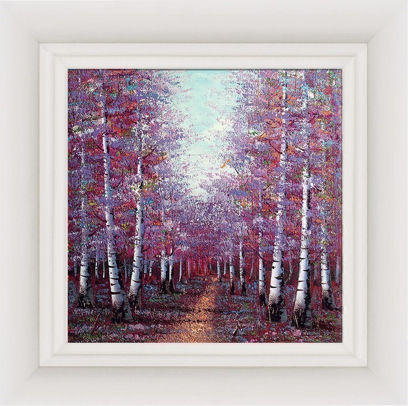 Season of Light by Inam -  sized 12x12 inches. Available from Whitewall Galleries